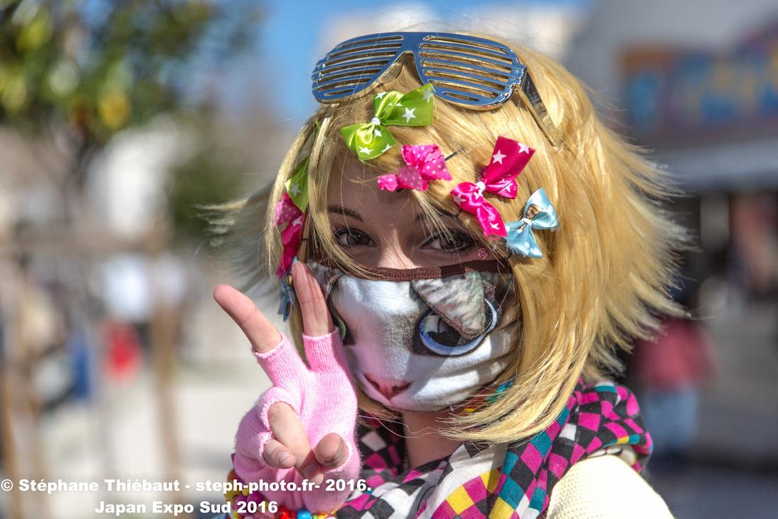 Japan Expo Sud 2016 - Jour 1
