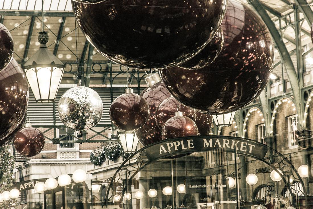 Vie et ambiance à Covent Garden (Londres)