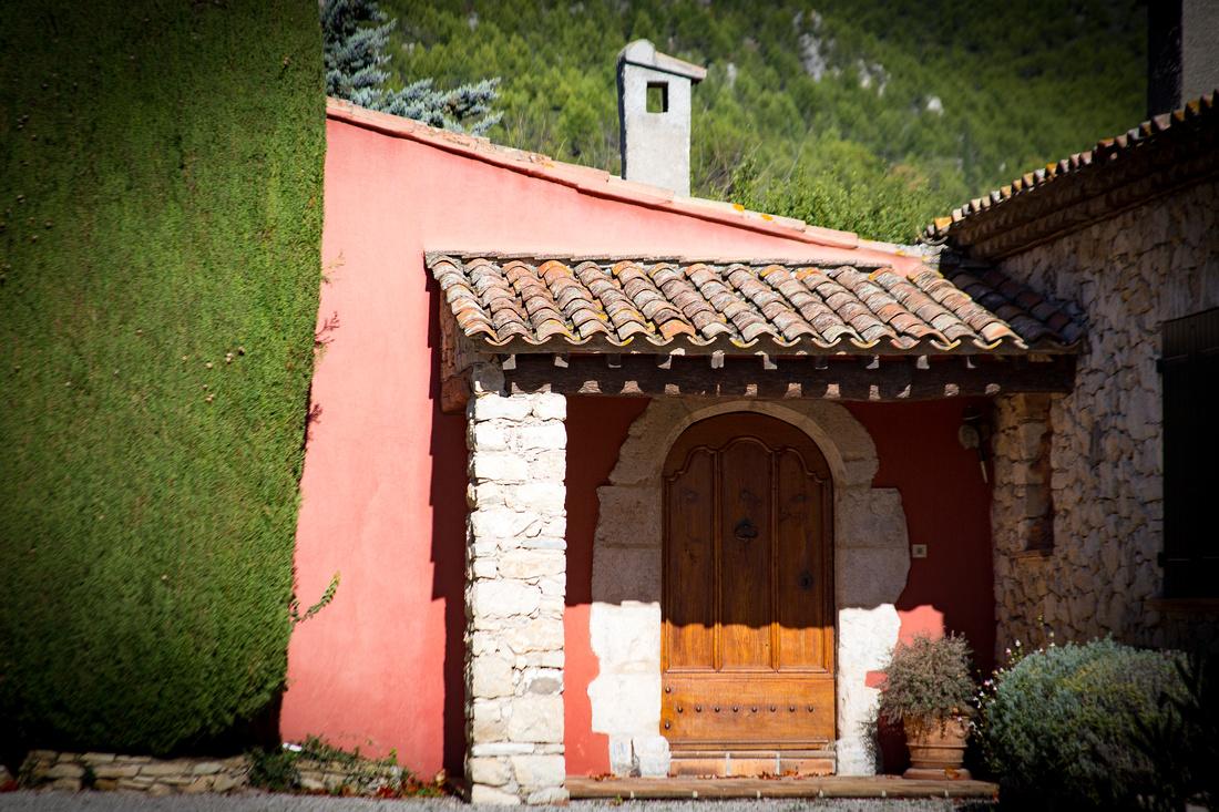 Hameau des Molières à La Roquebrussanne