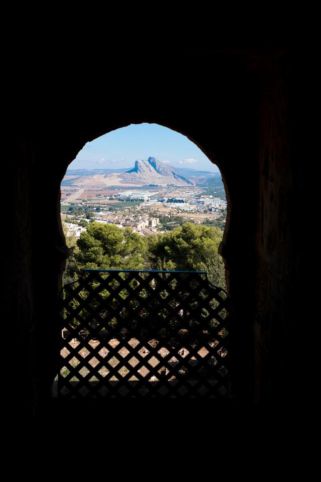 Visite de l'Alcazaba à Antequera